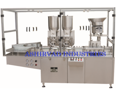 Automatic Injectable Dry Powder Filling Machine