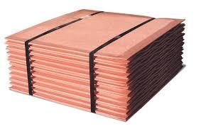 REC Copper Cathodes