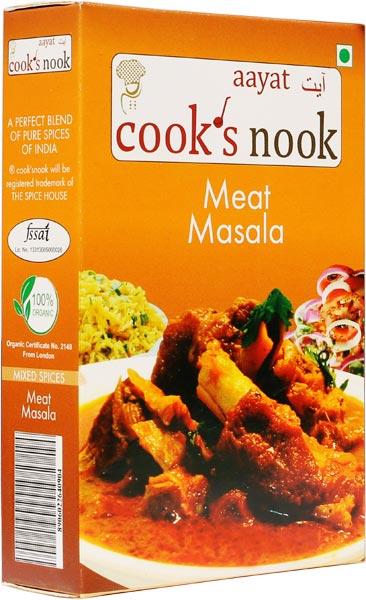 Aayat Meat Masala Powder 02