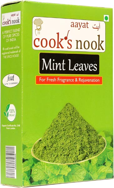 Aayat Mint Leaves Powder 02
