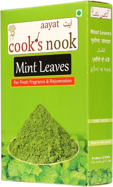 Aayat Mint Leaves Powder 03