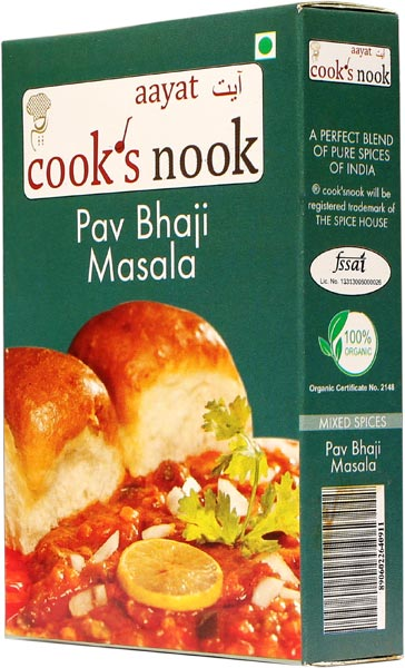 Aayat Pav Bhaji Masala Powder 03