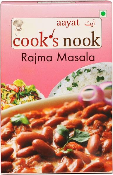 Aayat Rajma Masala Powder 01