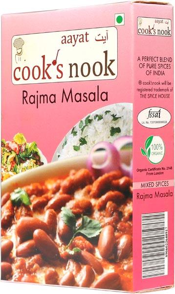 Aayat Rajma Masala Powder 03