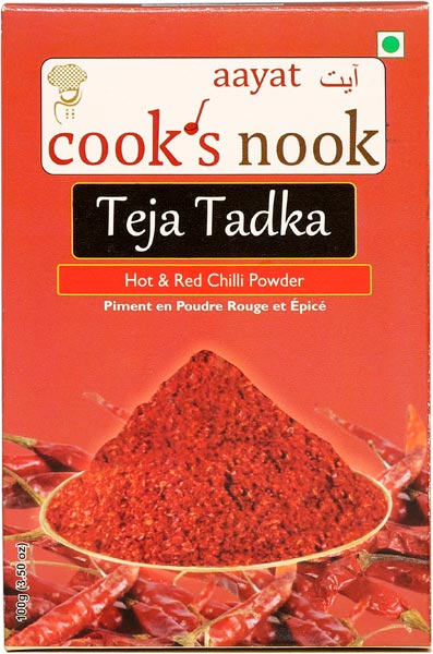 Aayat Teja Tadka Red Chilli Powder 01