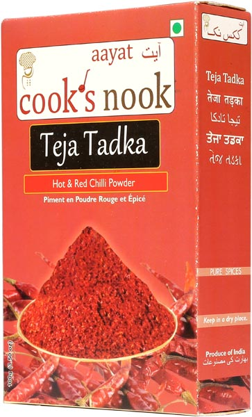 Aayat Teja Tadka Red Chilli Powder 03