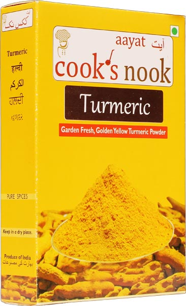 Cook's Nook Turmeric Powder