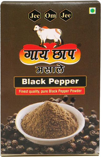 Gaye Chaap Black Pepper Powder 01