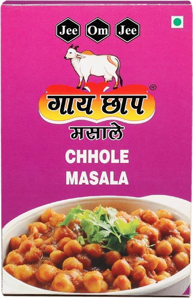 Gaye Chaap Chhole Masala Powder 01