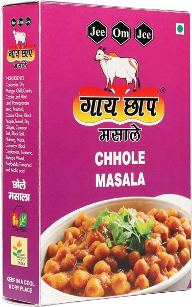 Gai Chaap Chhole Masala Powder