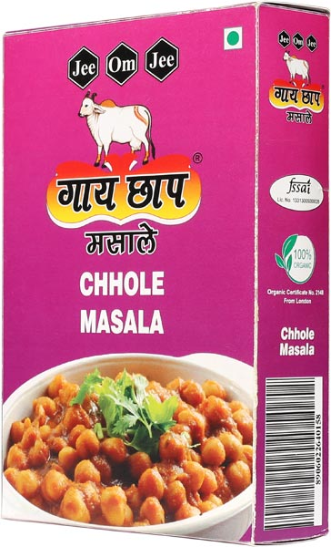 Gaye Chaap Chhole Masala Powder 03