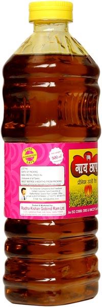 Gai Chaap Premium Mustard Oil