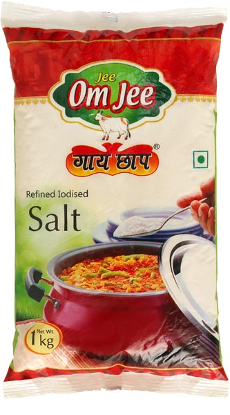 Gai Chaap Refined Iodised Salt
