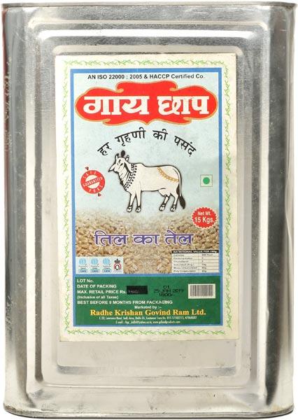 Gai Chaap Sesame Seed Oil