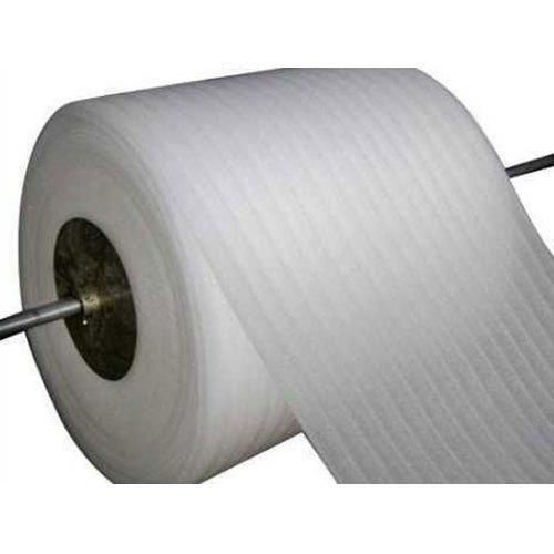 White HM HDPE Rolls