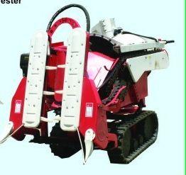 AG05-MTGL Mini Hand Operated Combine Harvester