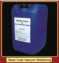 Vacuum Metalizing Lacquer Base Coatings Manufacturer