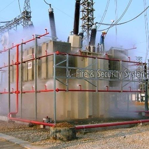Velocity Water Spray System Services