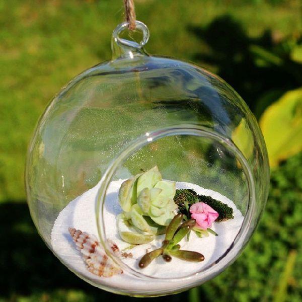 Borosilicate Glass Terrarium 02