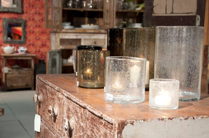 Bubble Effect Candle Holder 02
