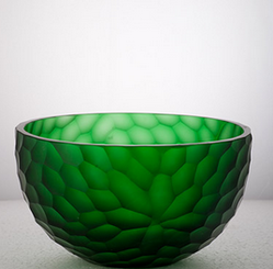 Colored Glass Bowls 02