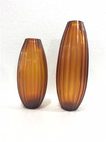 Colored Glass Vase 13