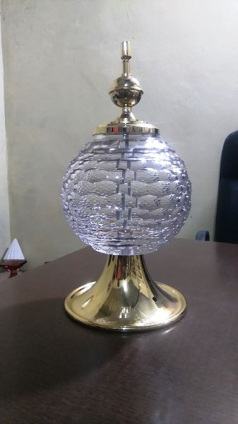 Crystal Glass Table Lamp 04