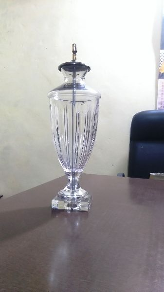 Crystal Glass Table Lamp 05