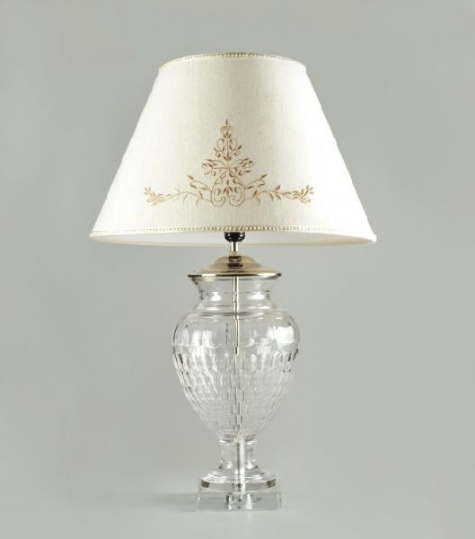 Crystal Glass Table Lamp 06