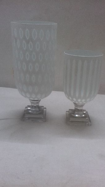 Double Layered Glass Candle Votive Holder 03