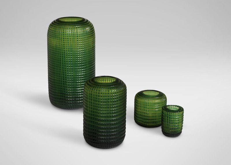 Double Layered Glass Tea Light Holders 02