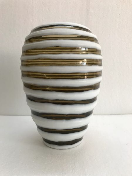 Double Layered Glass Vase 07