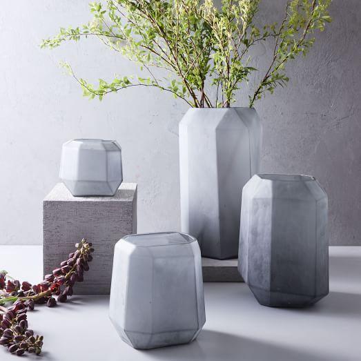 Geometric Glass Terrarium 02
