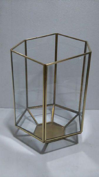 Geometric Glass Terrarium 04