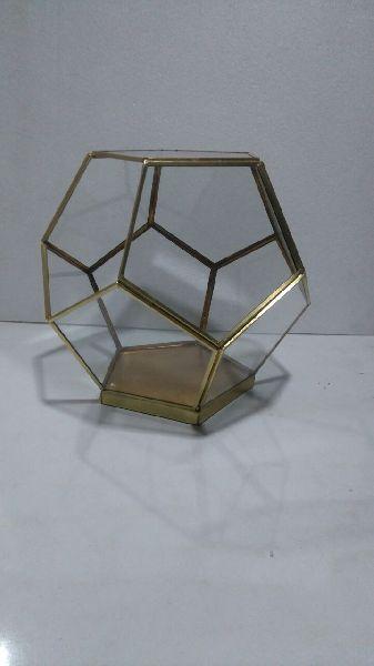 Geometric Glass Terrarium 05