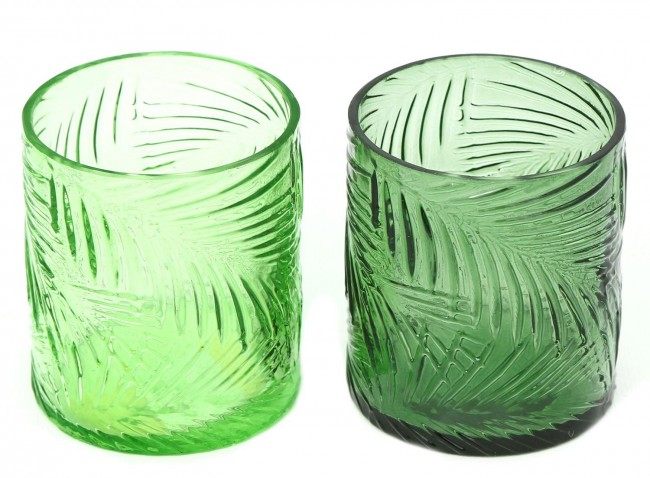 Glass Candle Votive Holder 03