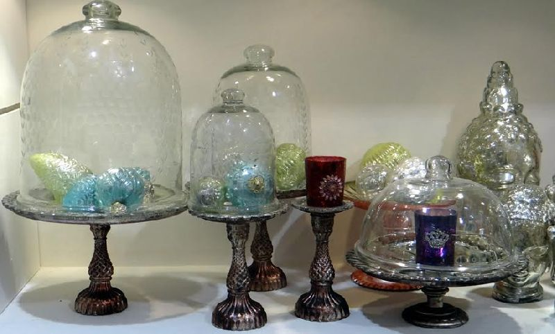 Glass Dome Cover