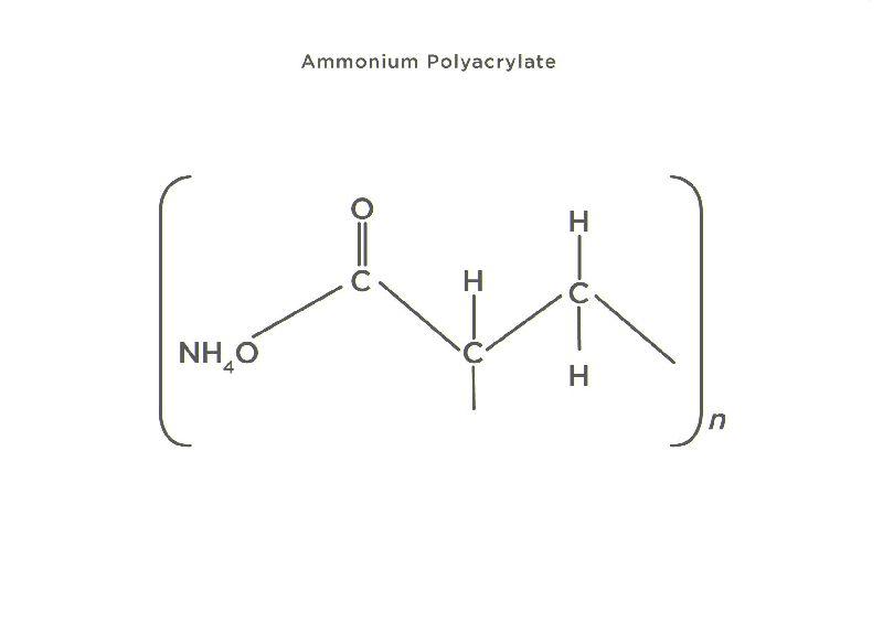 Ammonium Polyacrylate For Coating