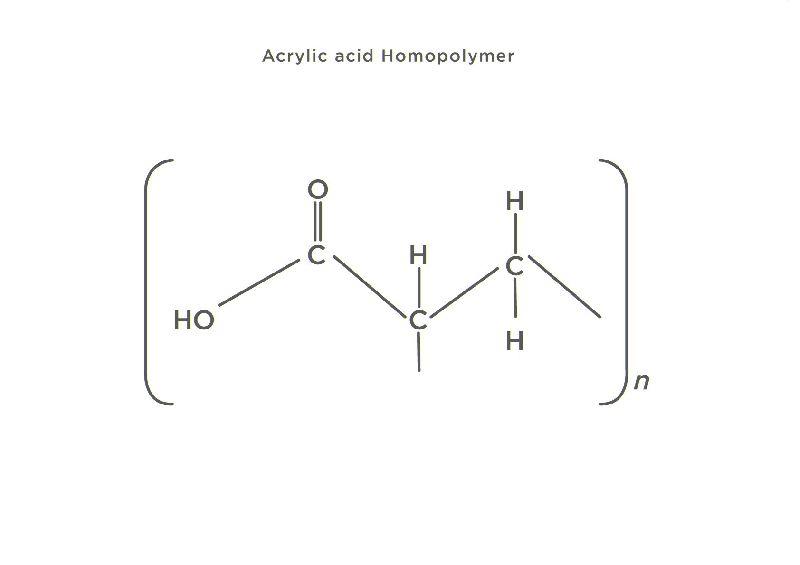 AA Homopolymer For Detergent