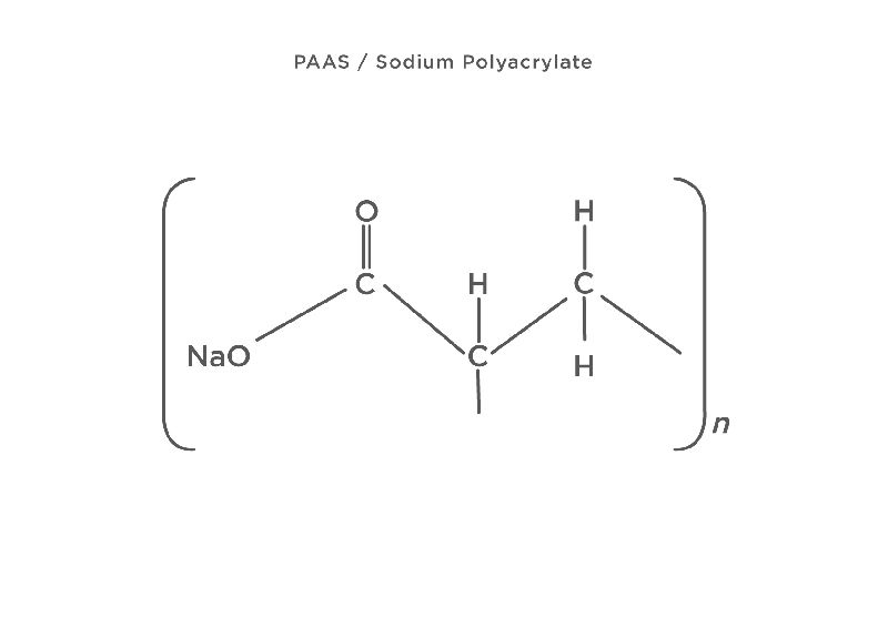 PAAS (Sodium Polyacrylates) For Coating