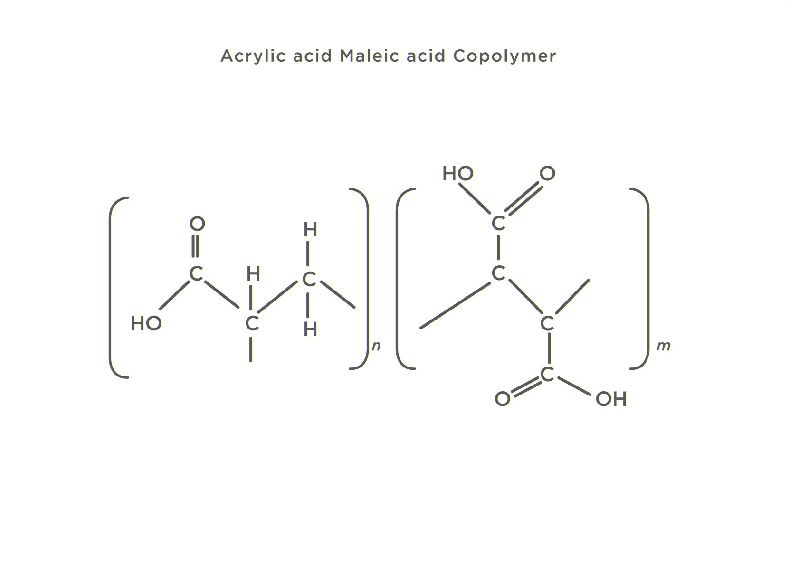 AA - MA Co Polymers For Textile