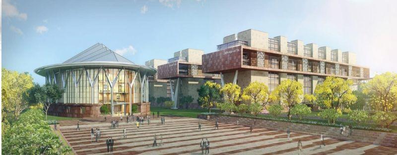 Institutional Building Designing Services