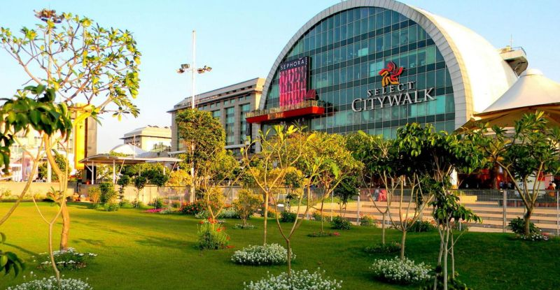 Shopping Malls Structural Designing Services