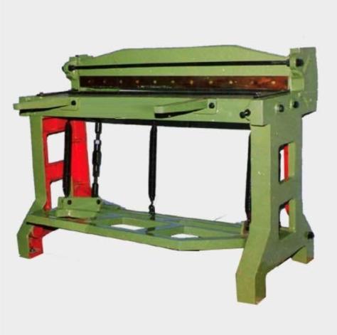 Pedestal Shearing Machine