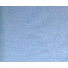 Ns Fabric Blue Cotton Fabric Unstitched Shirt