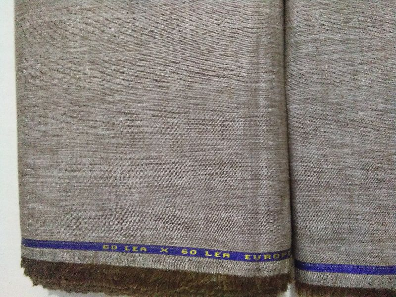 NS Fabric Cadberey Pure Linen Lea 60 Fabric