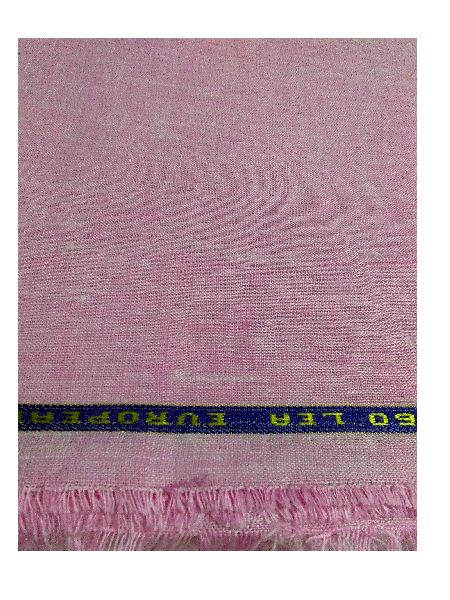 NS Fabric Linen Lea 60 shirting Fabric