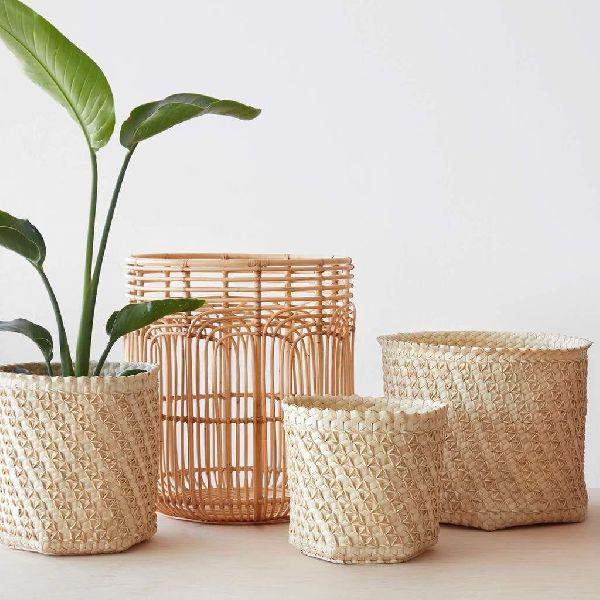 Bamboo Buckets