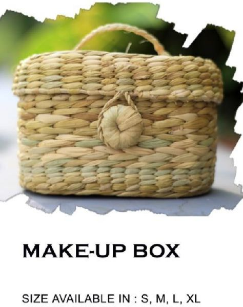 Kauna Grass Makeup Box