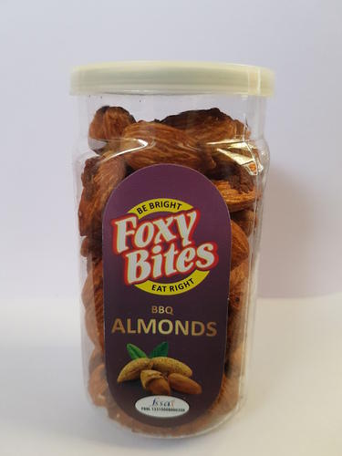 Roasted BBQ Almond Nuts